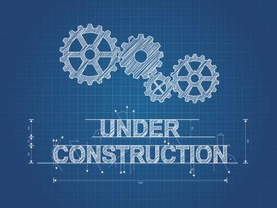 Under Construction Blueprint